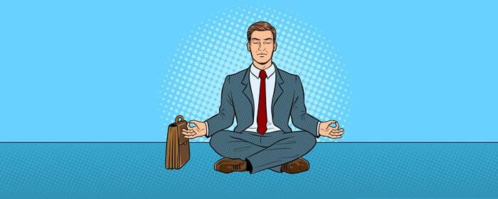 medytacja skutecznym sposobem na długotrwały stres