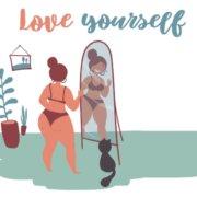 Sposób na stres wzmocnij swoją miłość do ciała
