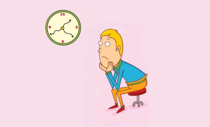 Zwalczanie stresu związanego z czekaniem - 3 sposoby