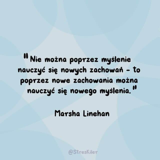 Życie warte przeżycia - Martha Linehan